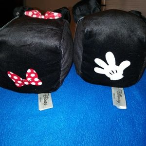 Cubd Other - Cubd Pillow Characters Mickey and Minnie